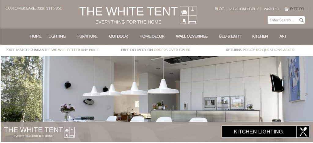 The White Tent